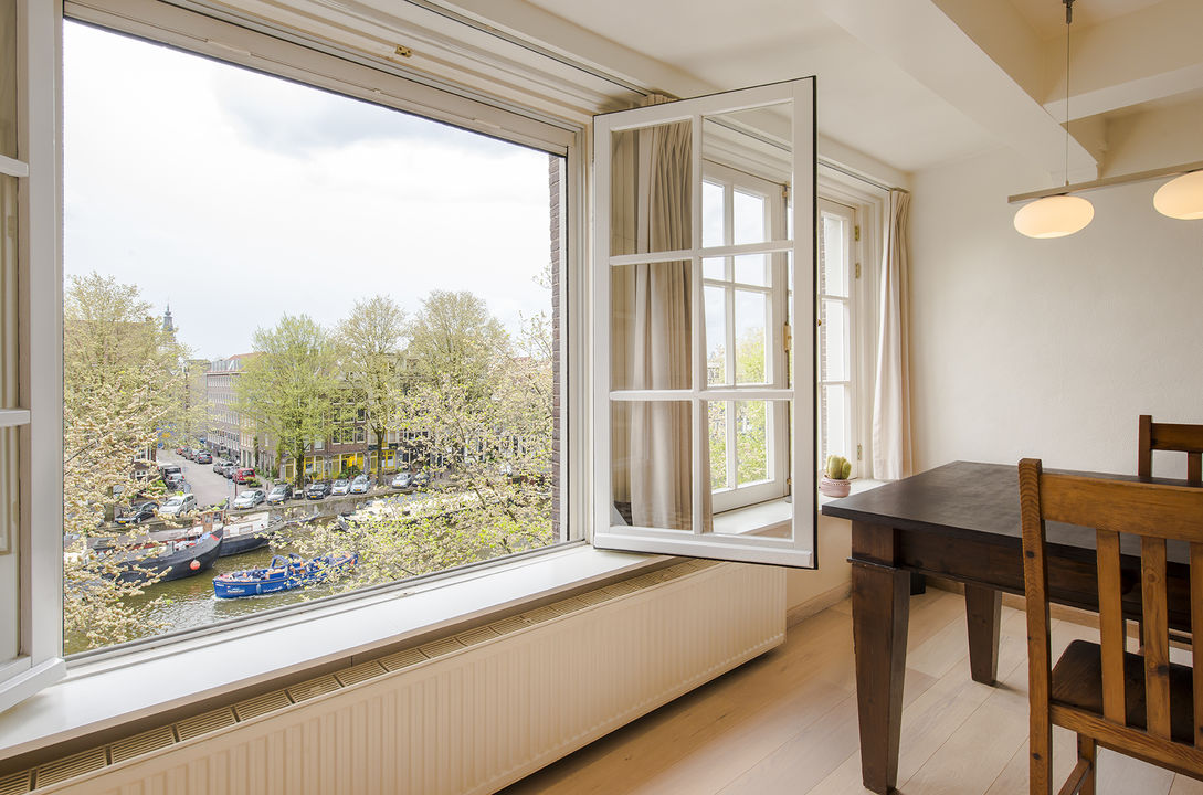 Binnenkant 31 -bv, Bovenwoning in Amsterdam foto-3