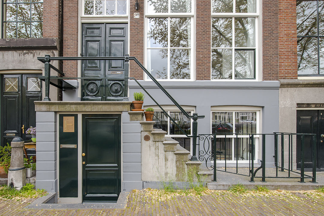 Binnenkant 31 -bv, Bovenwoning in Amsterdam foto-22