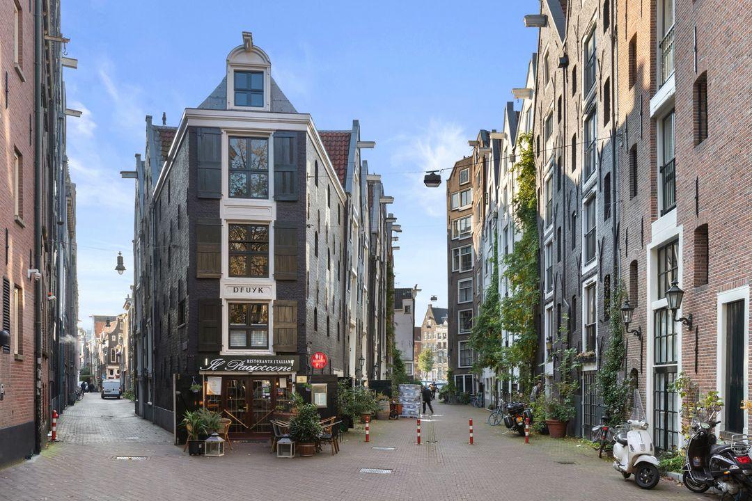 Koggestraat 5 -2, Bovenwoning in Amsterdam foto-0