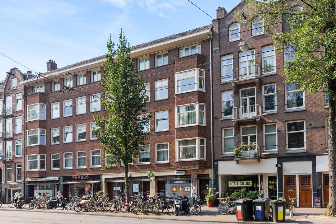 Bilderdijkstraat 144 -III, Bovenwoning in Amsterdam foto-1