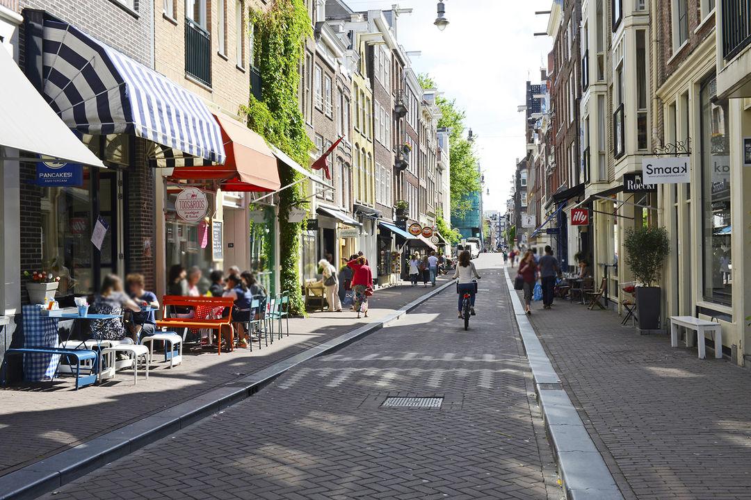 Looiersgracht 118 huis, Benedenwoning in Amsterdam foto-17