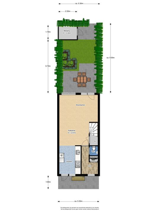Zonnehof 14, Nootdorp floorplan-3