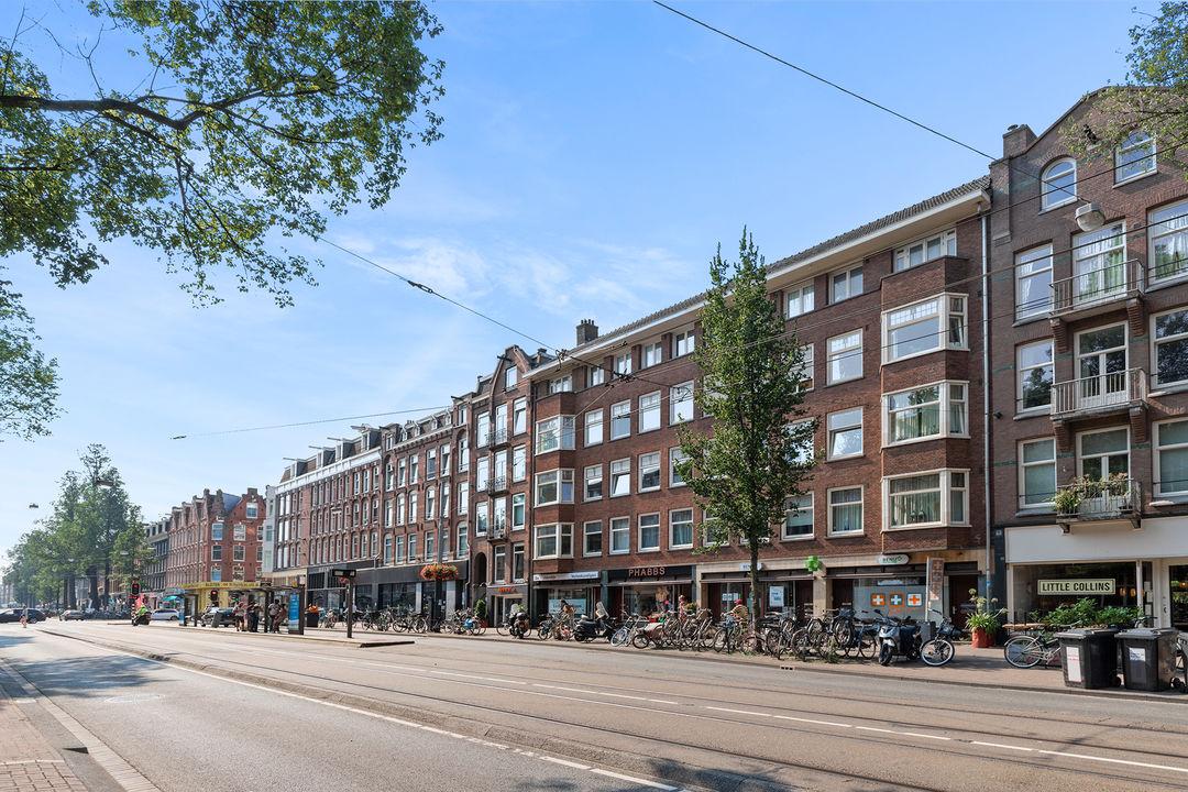 Bilderdijkstraat 144 -III, Upper floor apartment in Amsterdam foto-0