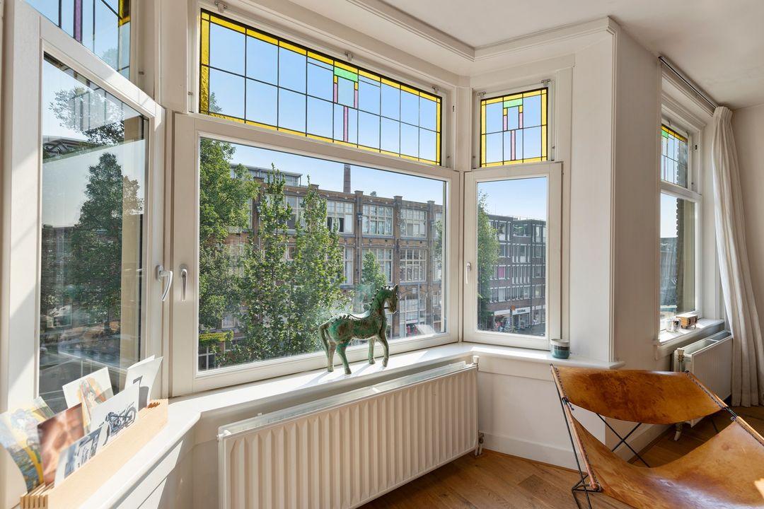 Bilderdijkstraat 144 -III, Bovenwoning in Amsterdam foto-4