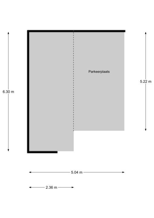 Spinozalaan 1 B-II, Voorburg floorplan-2