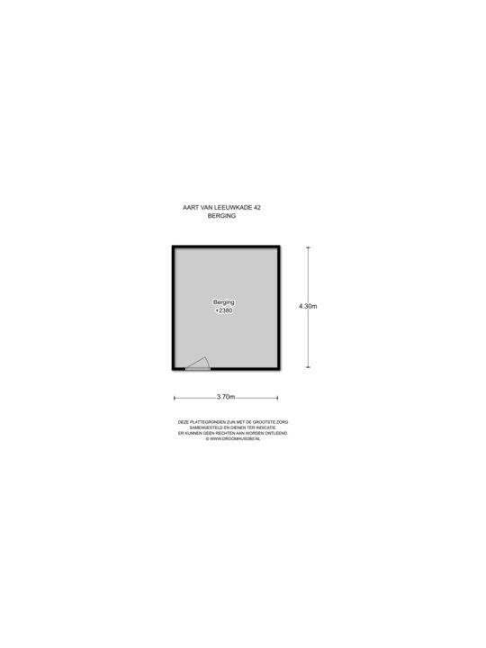 Aart van der Leeuwkade 42, Voorburg floorplan-1