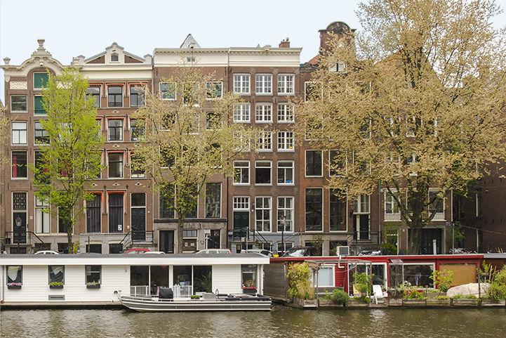 Binnenkant 31 -bv, Bovenwoning in Amsterdam foto-24