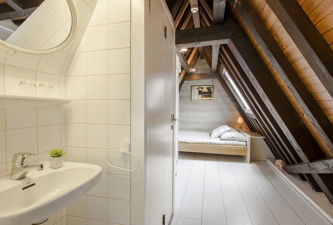 Binnenkant 31 -bv, Bovenwoning in Amsterdam foto-18