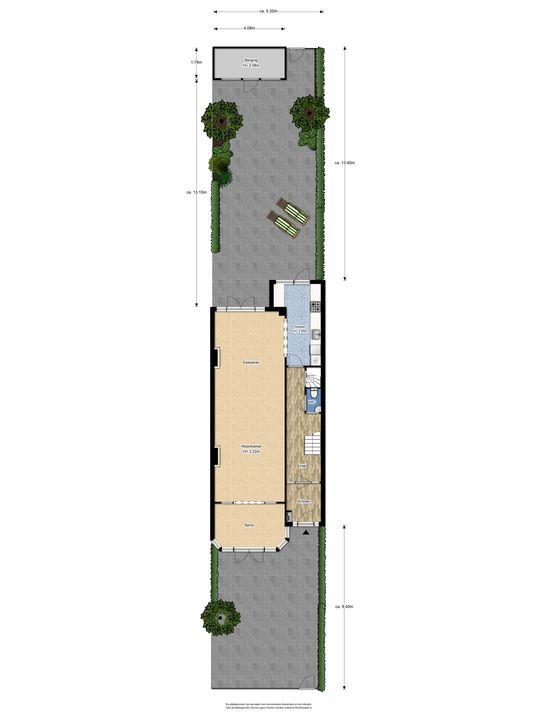 Koninginnelaan 11, Voorburg floorplan-4