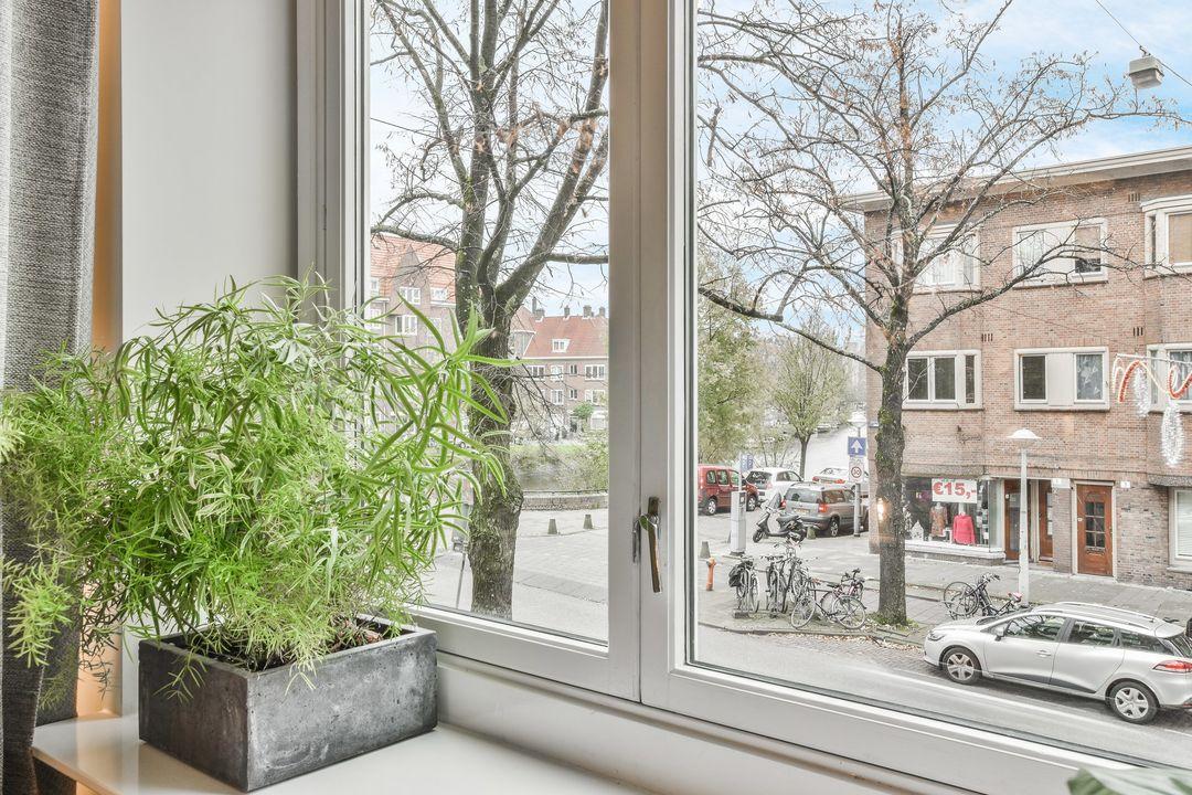 Maasstraat 4 I, Bovenwoning in Amsterdam foto-4