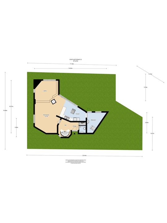 Oostvlietstraat 22, Voorburg floorplan-4