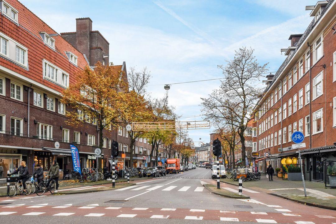 Maasstraat 4 I, Bovenwoning in Amsterdam foto-34
