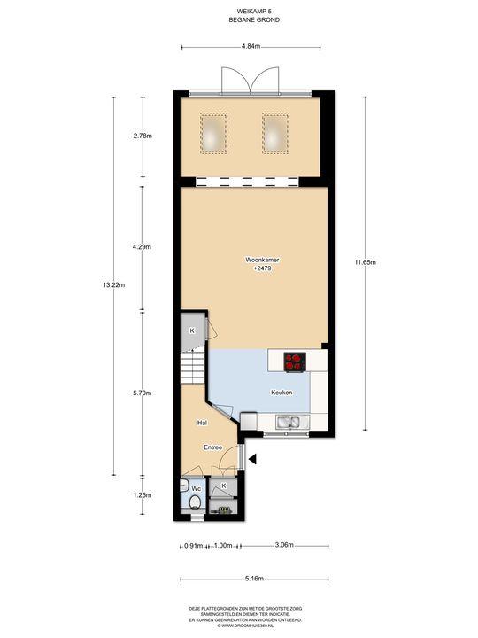 Weikamp 5, Leidschendam floorplan-0