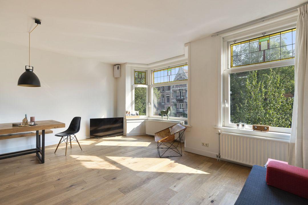 Bilderdijkstraat 144 -III, Upper floor apartment in Amsterdam foto-3