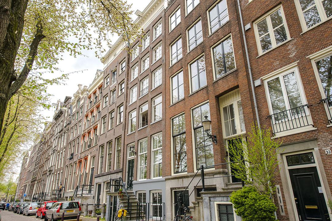 Binnenkant 31 -bv, Bovenwoning in Amsterdam foto-0