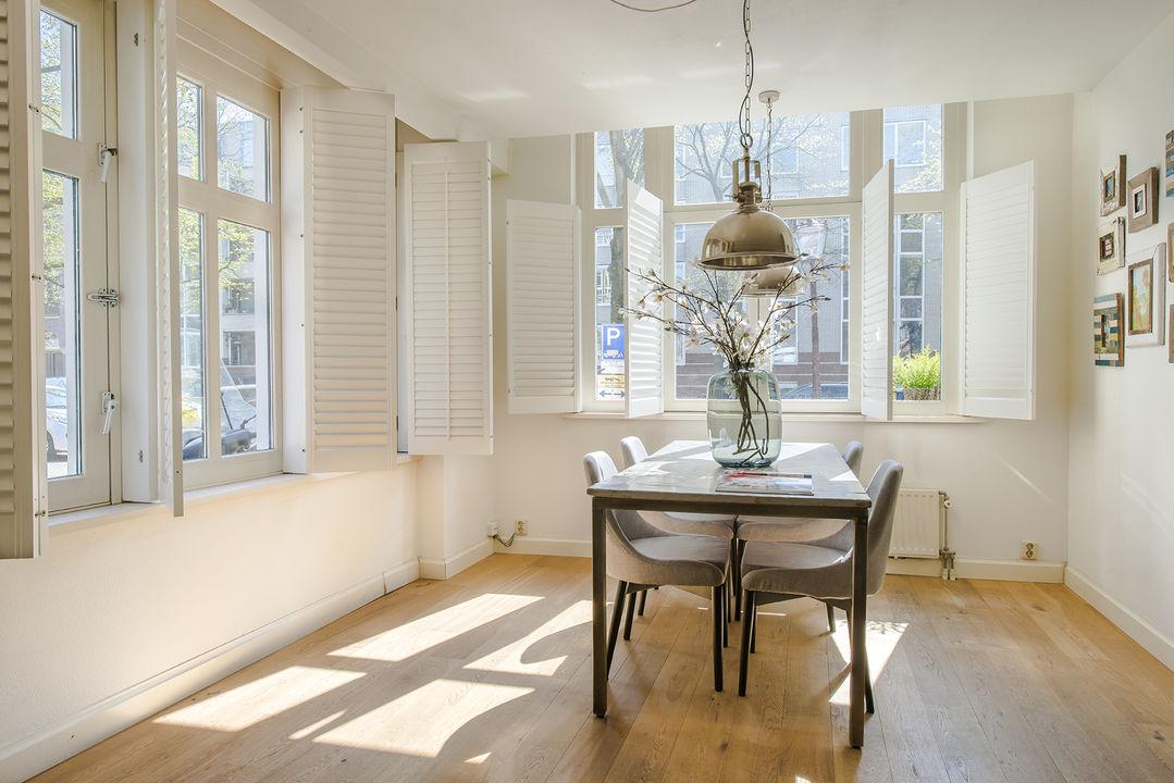 Looiersgracht 118 huis, Benedenwoning in Amsterdam foto-1