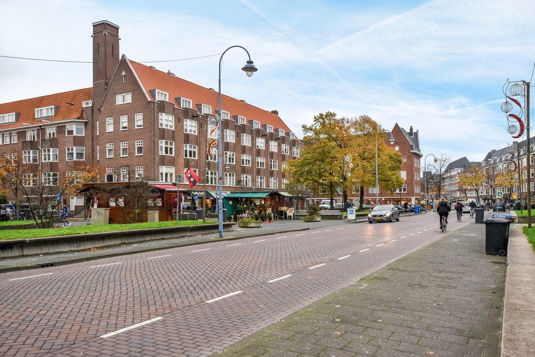 Maasstraat 4 I, Bovenwoning in Amsterdam foto-35