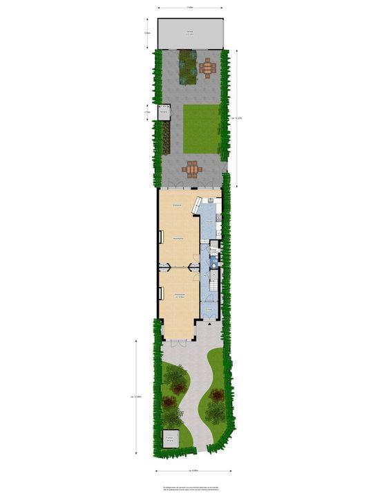 Oosteinde 113, Voorburg floorplan-5