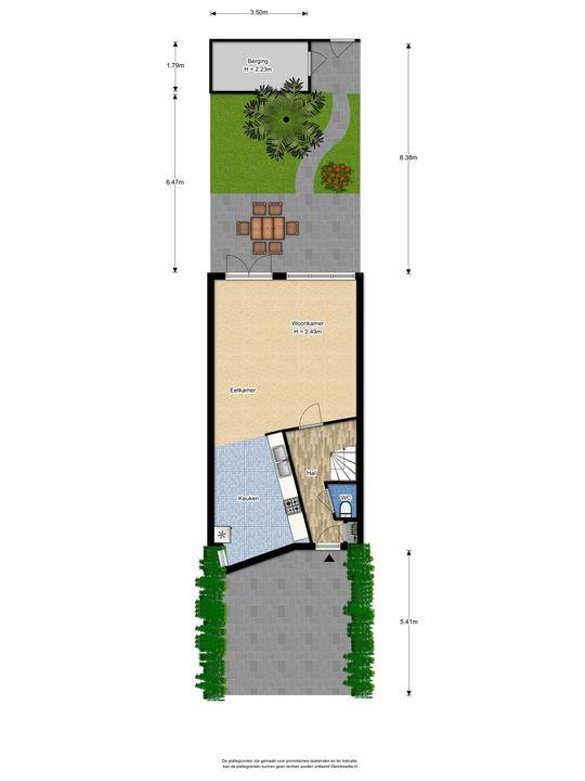 Hendrik van Randwijkstraat 7, Leidschendam floorplan-3