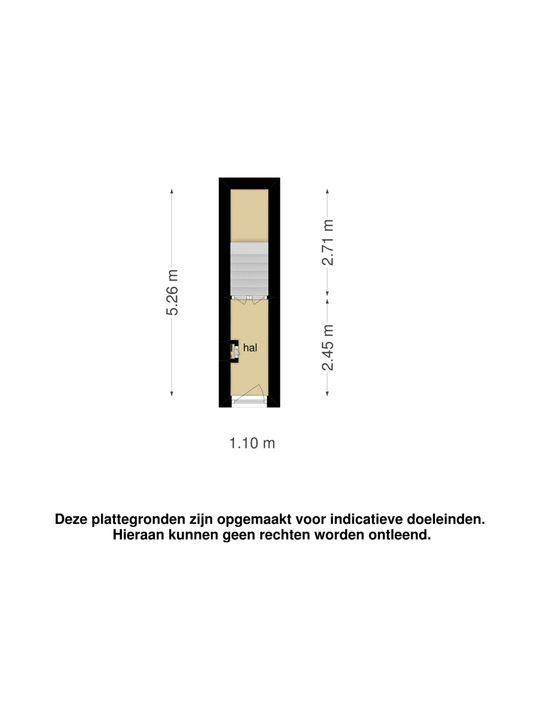 Laan van Nieuw Oosteinde 207, Voorburg floorplan-0