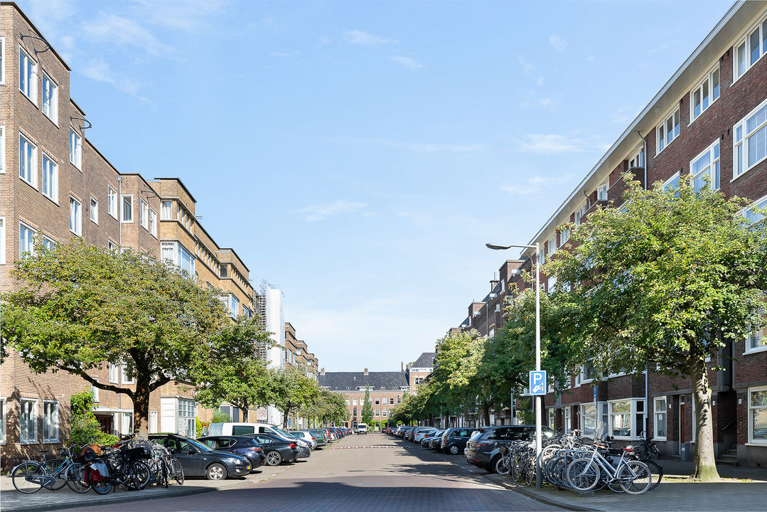 Courbetstraat 33 -I, Bovenwoning in Amsterdam foto-22