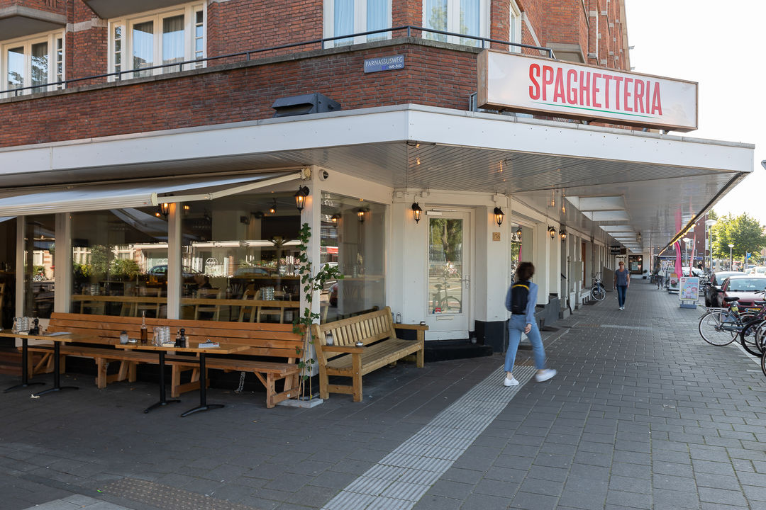 Courbetstraat 33 -I, Bovenwoning in Amsterdam foto-23