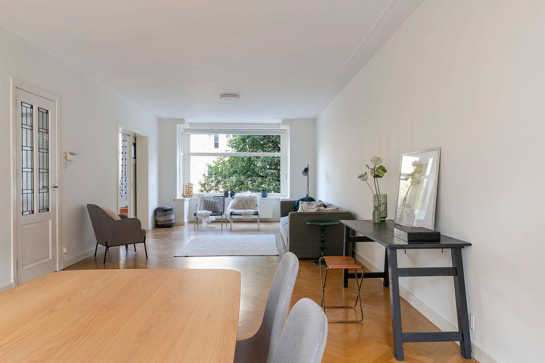 Courbetstraat 33 -I, Upper floor apartment in Amsterdam foto-4