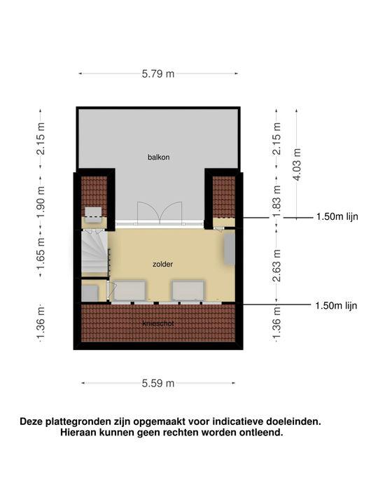Laan van Nieuw Oosteinde 207, Voorburg floorplan-3
