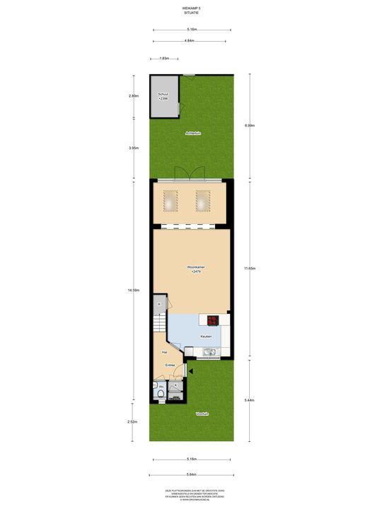 Weikamp 5, Leidschendam floorplan-4