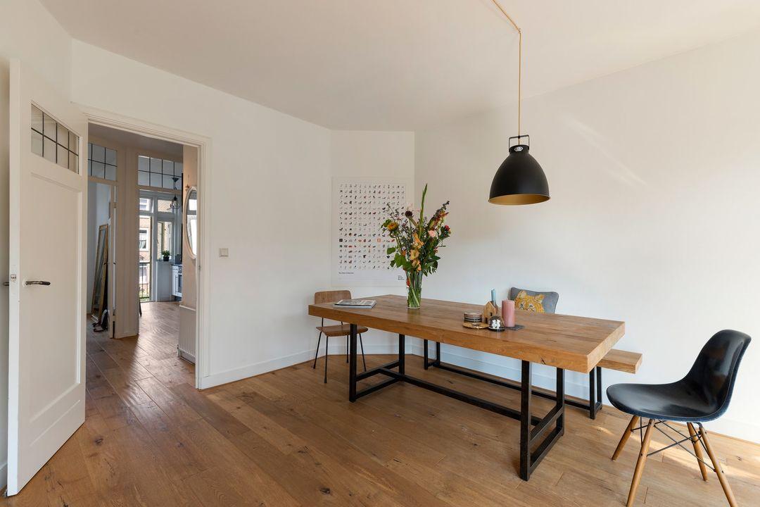 Bilderdijkstraat 144 -III, Upper floor apartment in Amsterdam foto-8