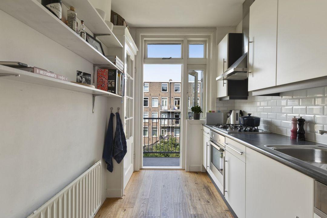 Bilderdijkstraat 144 -III, Bovenwoning in Amsterdam foto-10