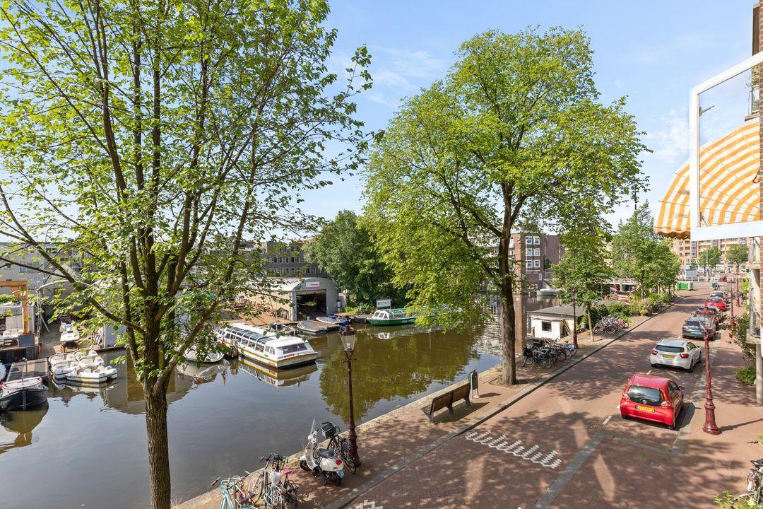 Zoutkeetsgracht 262, Upper floor apartment in Amsterdam foto-3