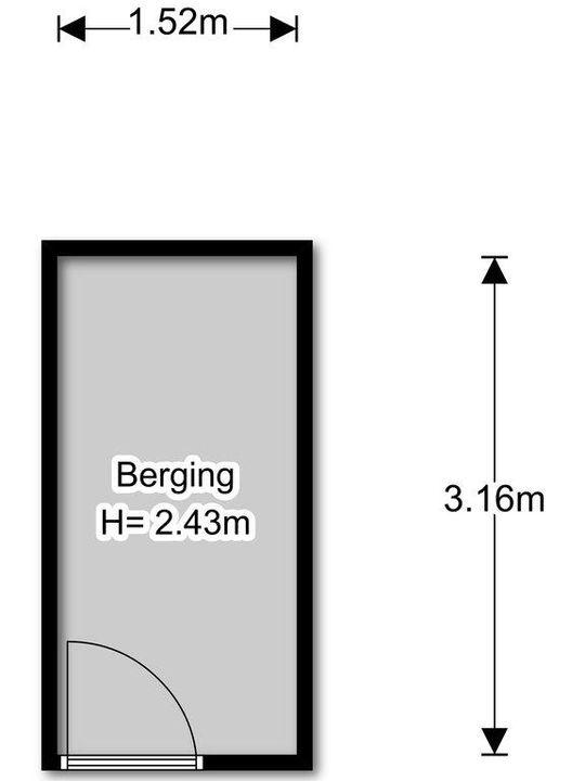 Noteboompark 167, Voorburg floorplan-1