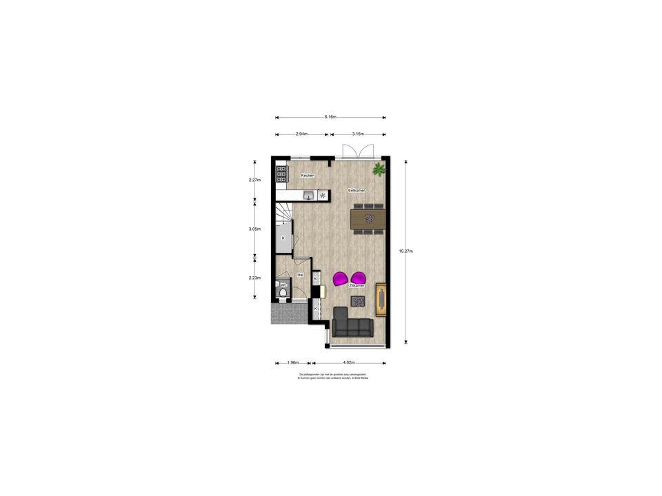 Parkweg 145, Voorburg floorplan-0