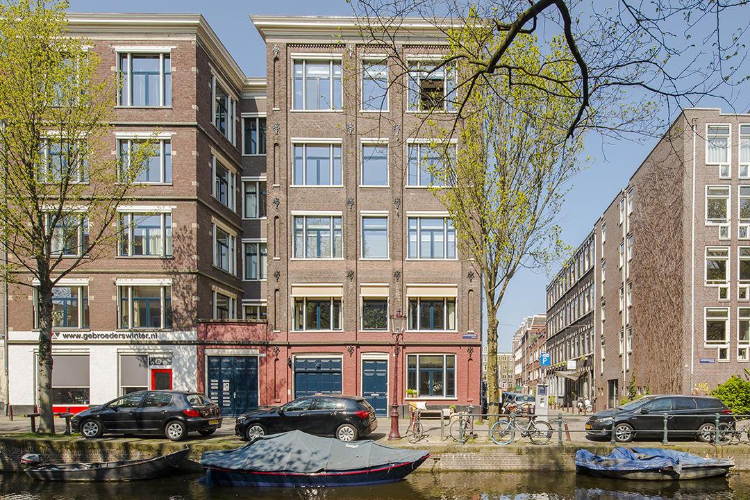 Looiersgracht 118 huis, Benedenwoning in Amsterdam foto-0