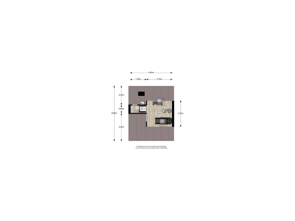 Parkweg 145, Voorburg floorplan-2