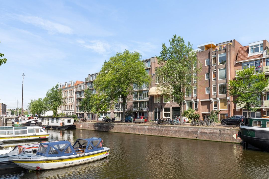 Zoutkeetsgracht 262, Upper floor apartment in Amsterdam foto-0