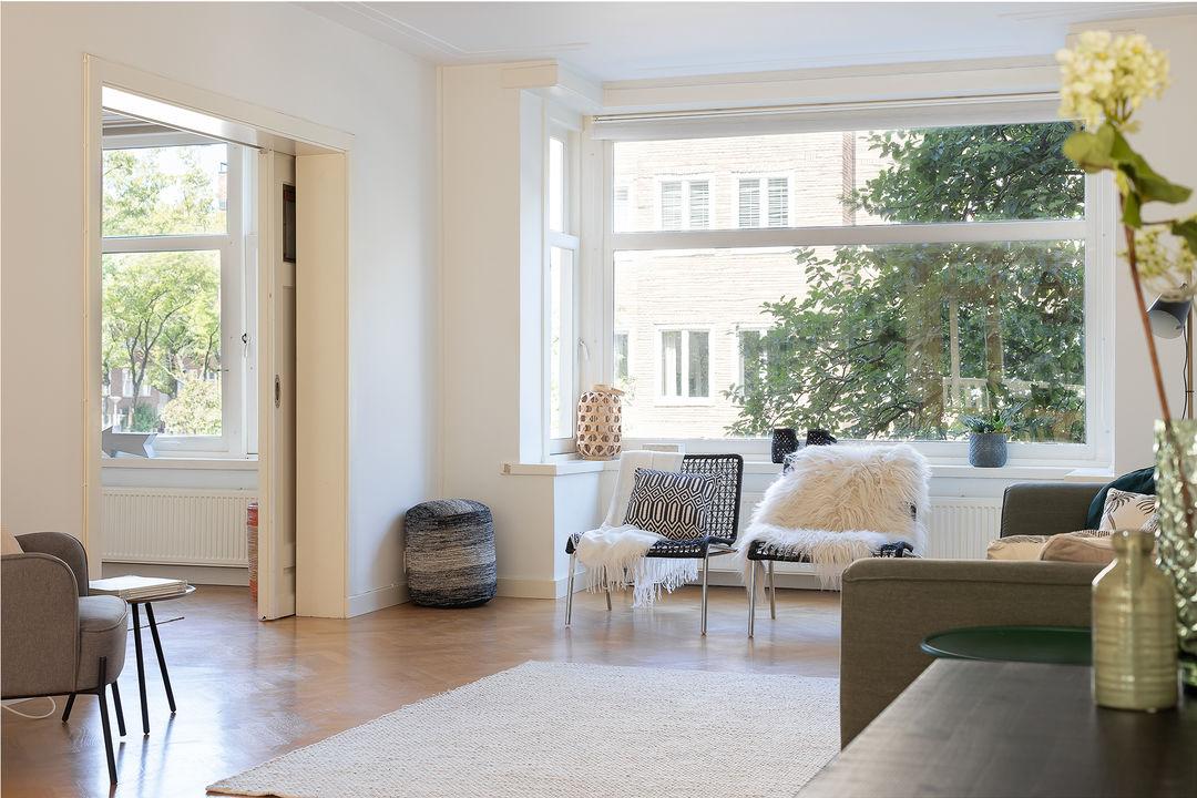 Courbetstraat 33 -I, Upper floor apartment in Amsterdam foto-2