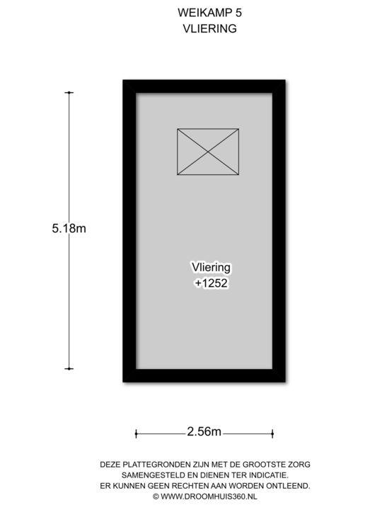 Weikamp 5, Leidschendam floorplan-3