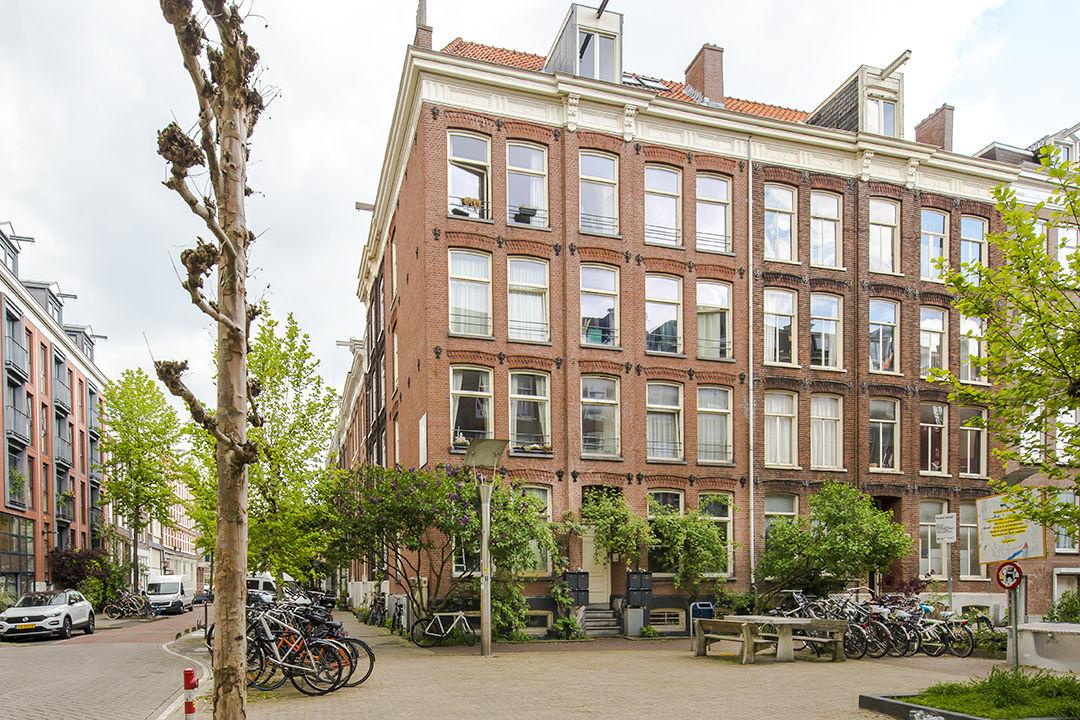 Da Costastraat 135 III -R, Bovenwoning in Amsterdam foto-0