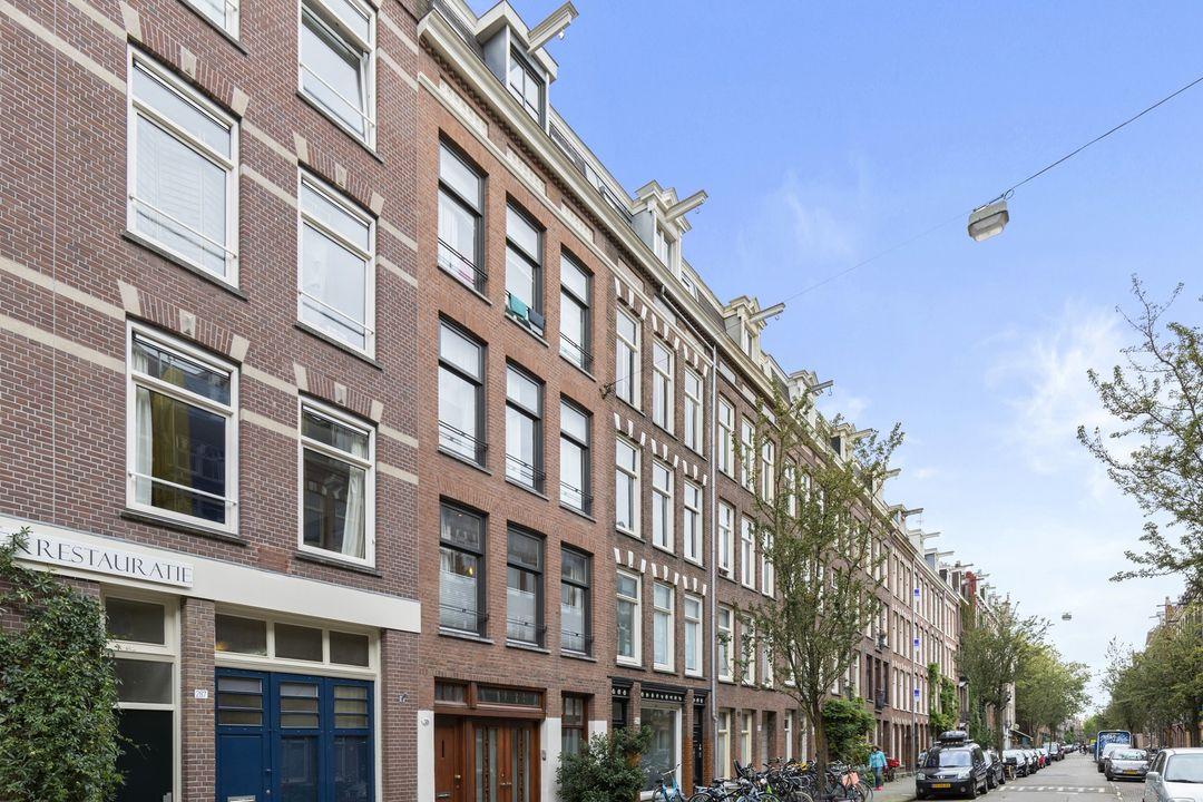 Rustenburgerstraat 289 I, Bovenwoning in Amsterdam foto-0