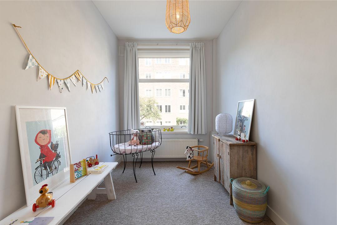 Courbetstraat 33 -I, Upper floor apartment in Amsterdam foto-17