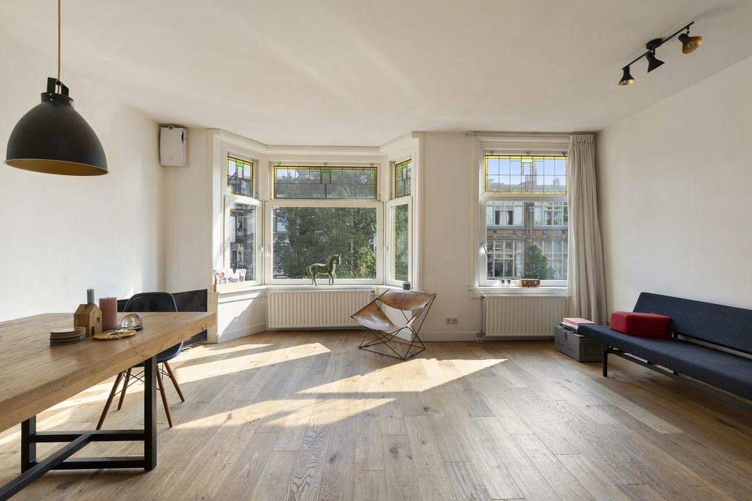 Bilderdijkstraat 144 -III, Upper floor apartment in Amsterdam foto-2