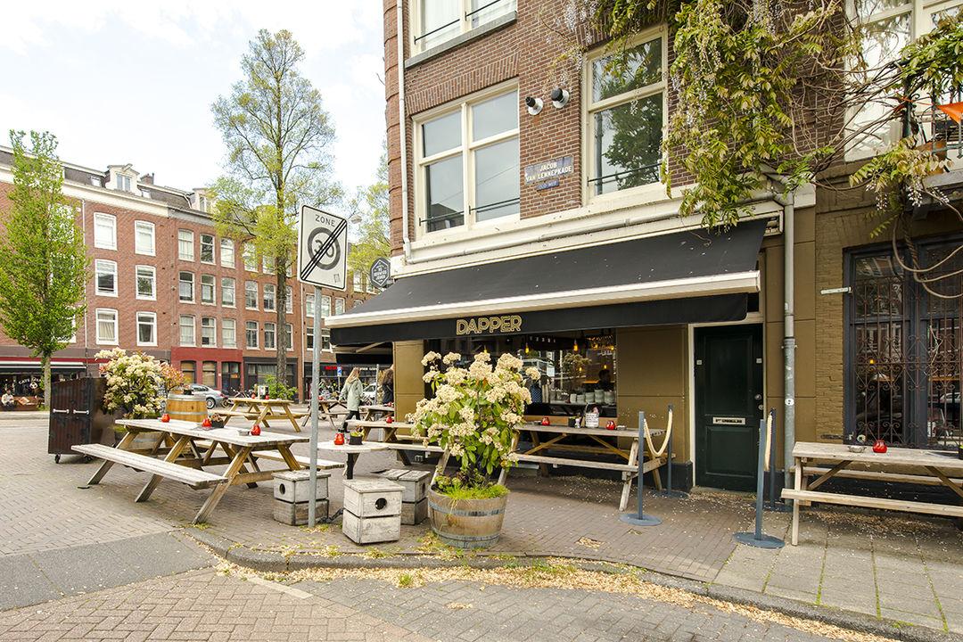 Da Costastraat 135 III -R, Bovenwoning in Amsterdam foto-15