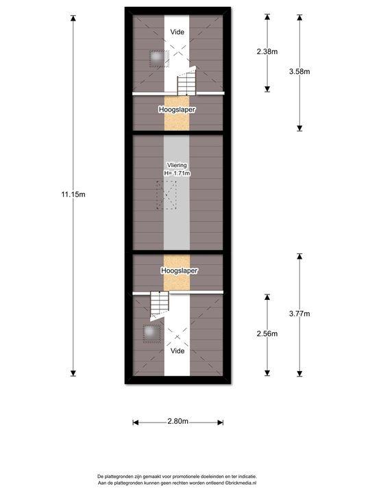 Oosteinde 113, Voorburg floorplan-4