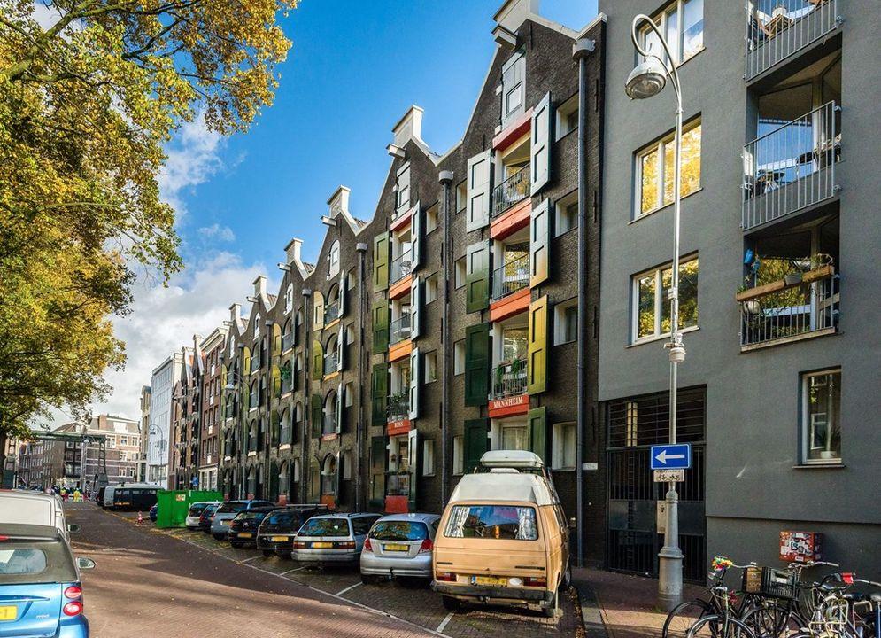 Nieuwe Uilenburgerstraat, Amsterdam