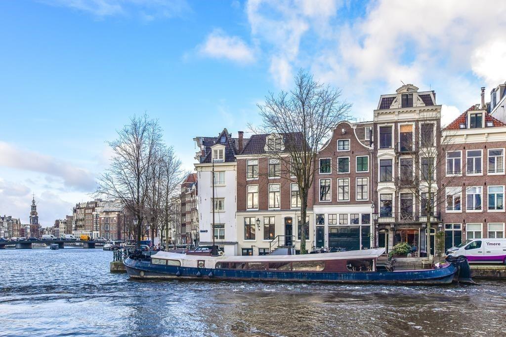Zwanenburgwal, Amsterdam