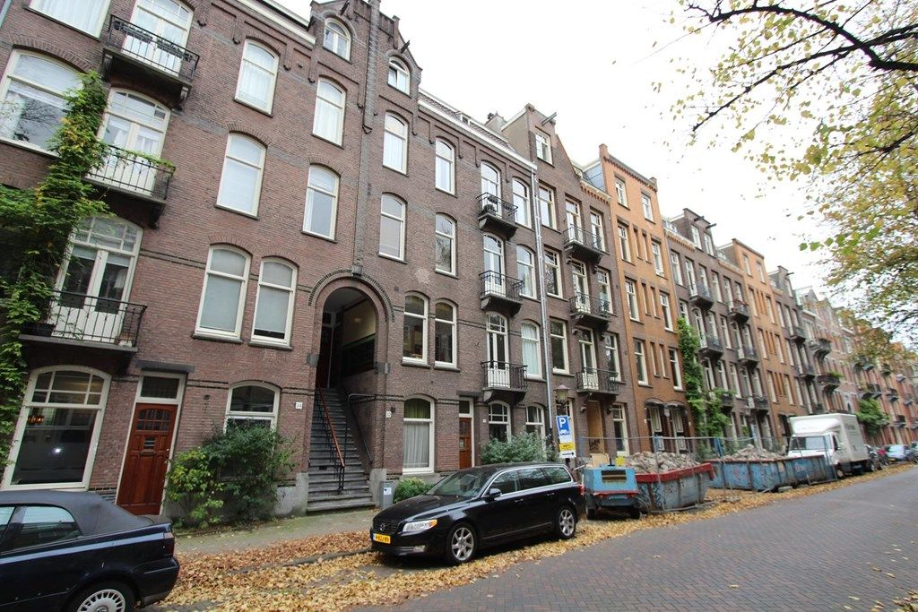 Saxen-Weimarlaan, Amsterdam