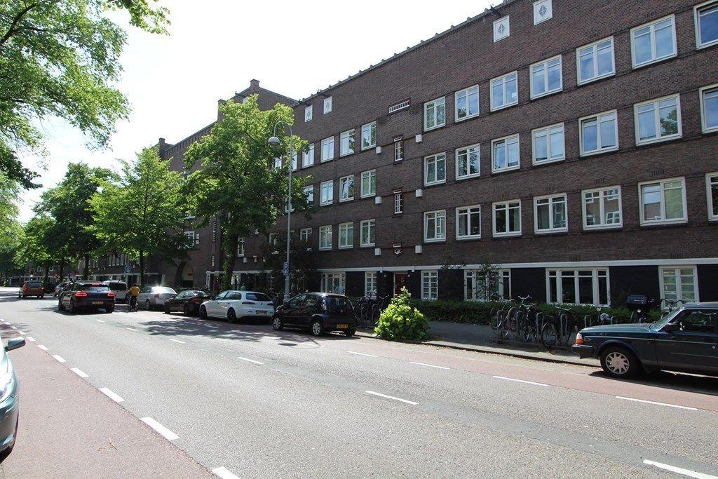 Olympiaweg, Amsterdam