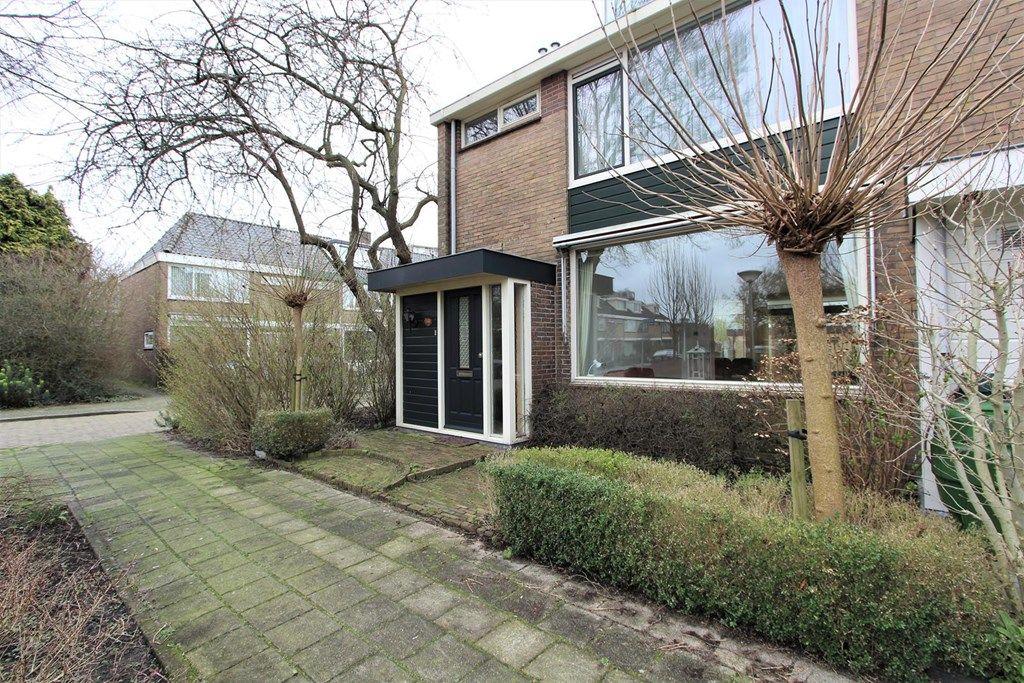 Kathe Kollwitzstraat, Amstelveen
